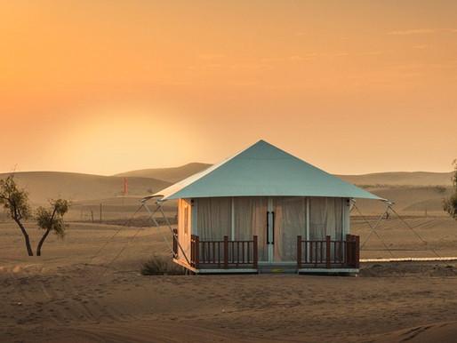 Hotel Review: Tengger Gold Sand Sea Resort in Zhongwei