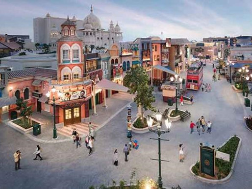 Book Tickets: Dubai Parks & Resorts