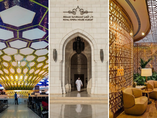 A Day Trip from Abu Dhabi to Muscat with Oman Air