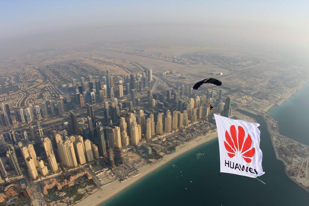 Huawei's flagship service center lands in Dubai