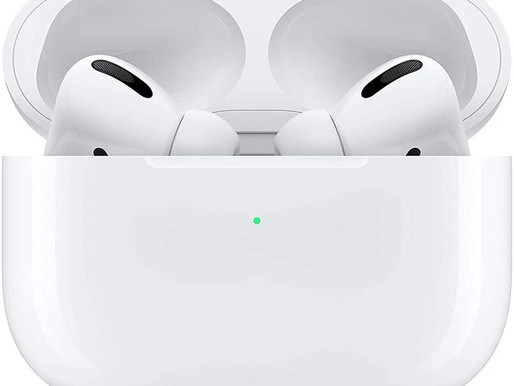Buy Apple AirPods Pro with Noise cancellation in Dubai with white color
