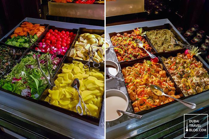 salads minato restaurant