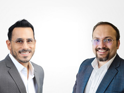 Sharif El-Badawi and Hasan Haider launch Plus Venture Capital, a $60 million seed-stage fund for MEN
