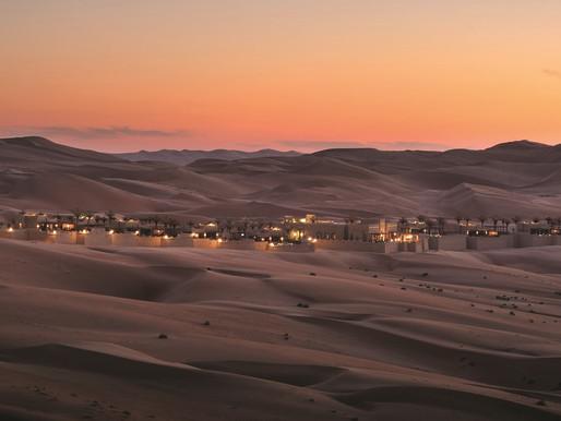 Qasr Al Sarab Desert Resort by Anantara Experiences