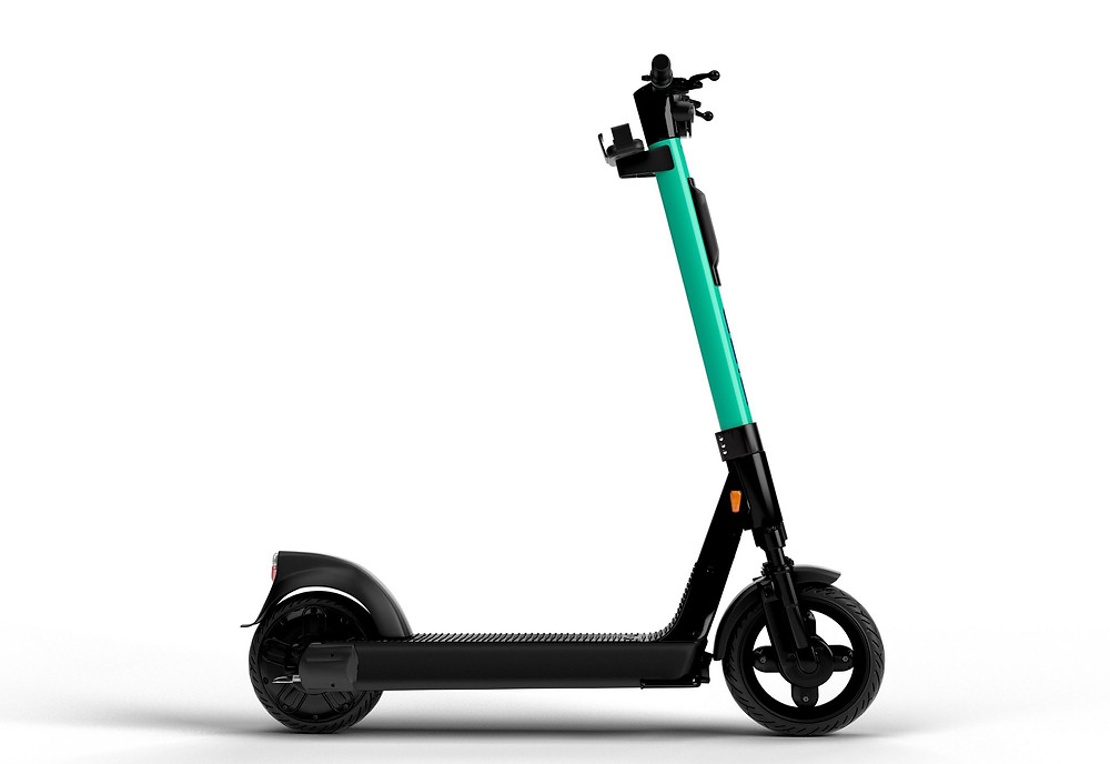 TIER Mobility X RTA Roll Out A Fleet of E-Scooters Across Dubai