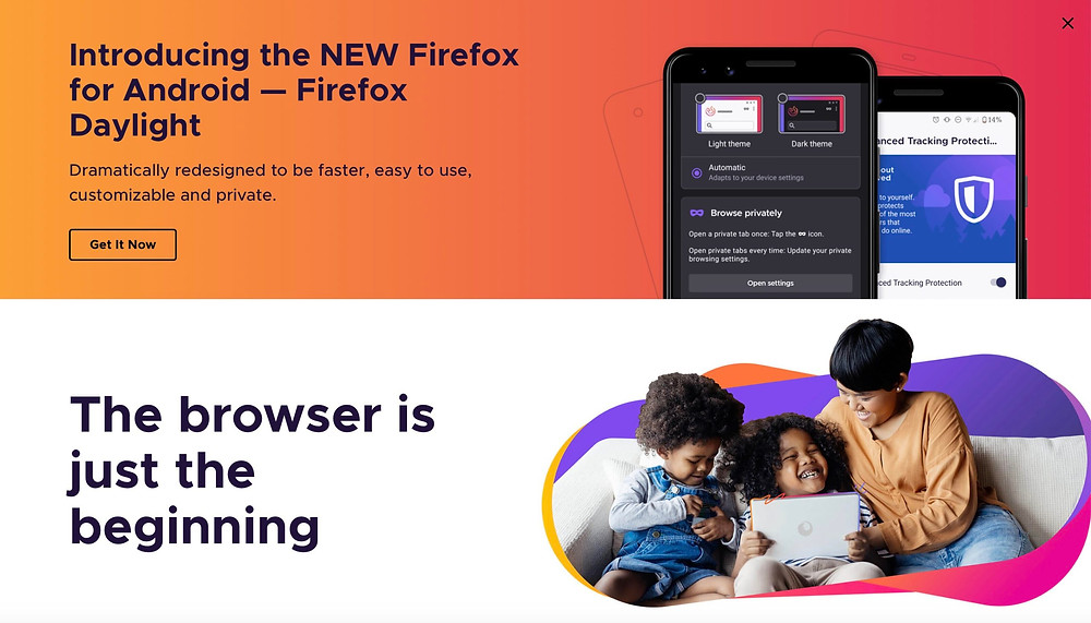 What is the Mozilla Firefox browser