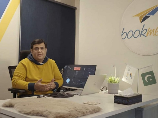 Interview: Bookme's founder & CEO Faizan Aslam on early days, challenges, expansion plans