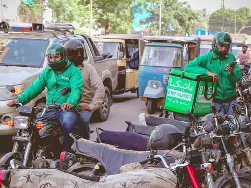 Pakistan's Bykea raises $13 million for its on-demand transportation and logistics platform