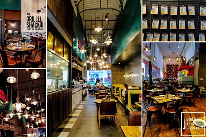 the grilll shack restaurant dubai mall