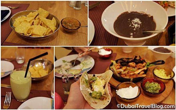 food rosa mexicano