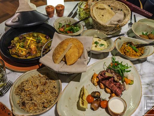 Moroccan + Levant Dinner at Al Maeda Restaurant