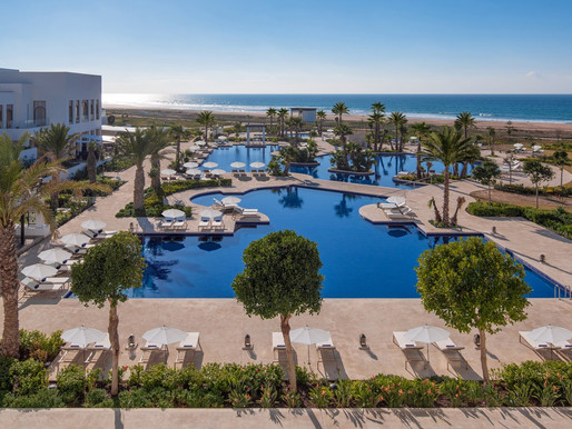 Hilton Opens Hilton Tangier Al Houara Resort & Spa in Morocco