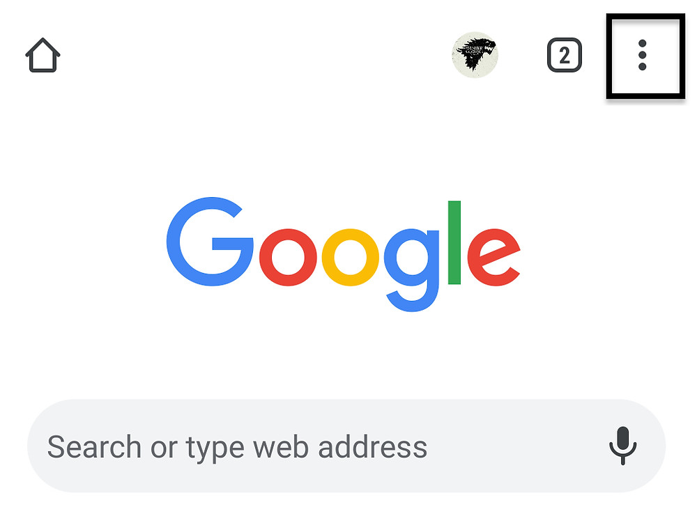 How to sign out of Chrome on Android