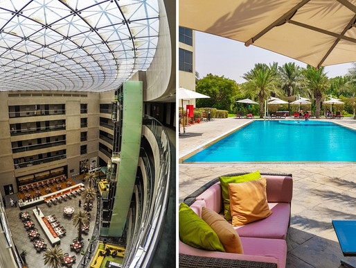Hotel Review: Centro Sharjah by Rotana