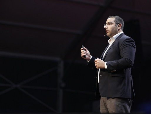 A day in the life of a startup founder: Mumm's Waleed Abd El Rahman