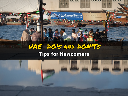 21 Do's and Don'ts when Visiting Dubai & the UAE