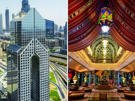Hotel Review: Dusit Thani Dubai