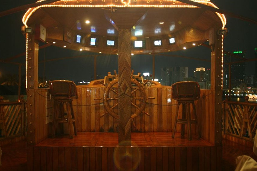 Wheel Rustar Floating Restaurant