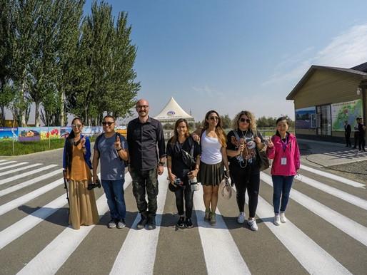 Dubai to Ningxia, China: Bloggers Tour