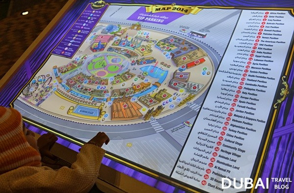 global village theme park
