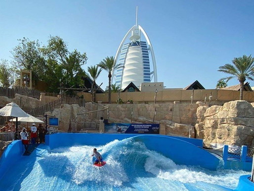 Book Tickets: Wild Wadi Waterpark