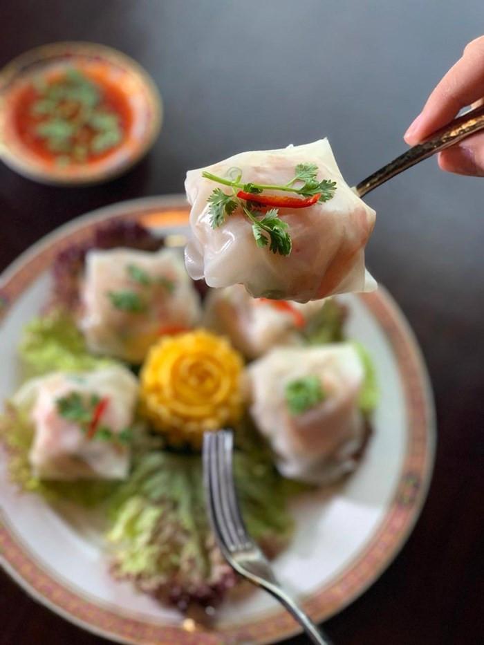 Dusit Thani Benjarong Thai Noodles