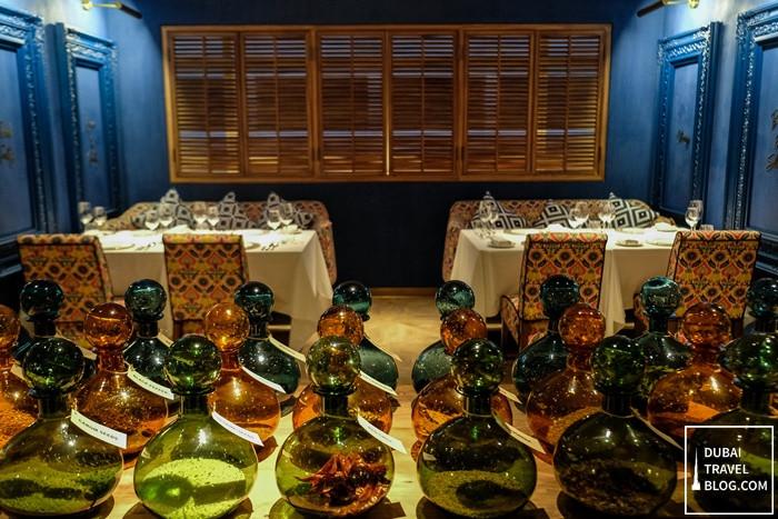 tresind dubai modern indian restaurant