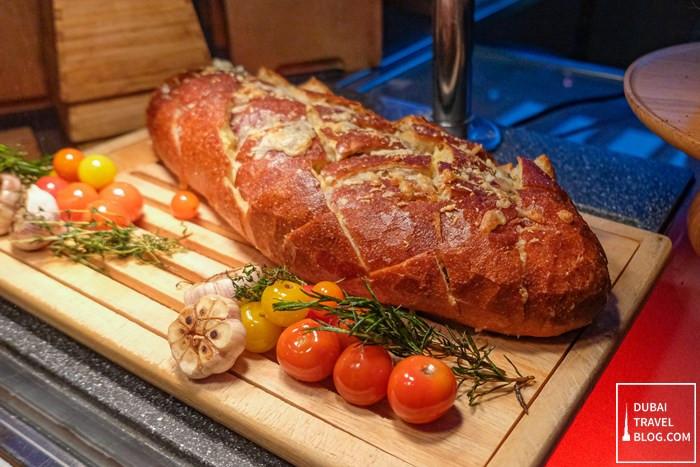 garlic bread italian night pergolas