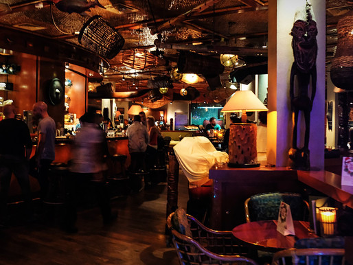 Trader Vic's Restaurant & Bar in Souk Madinat Jumeirah