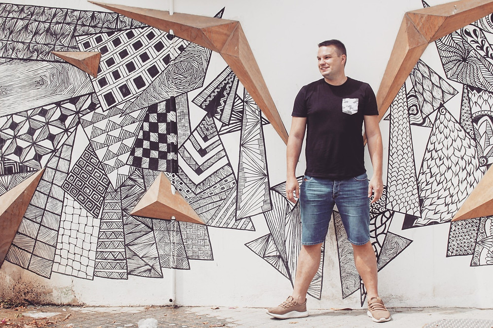 David Tapley UAE Blogger