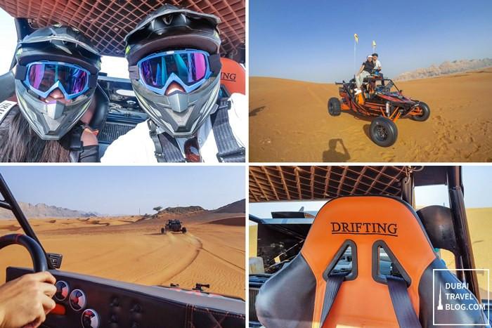mydubai dune desert fox