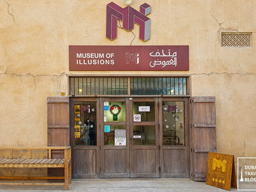 Book Tickets: Museum Illusions Dubai
