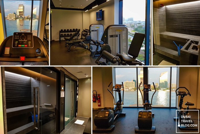 gym fitness al seef dubai