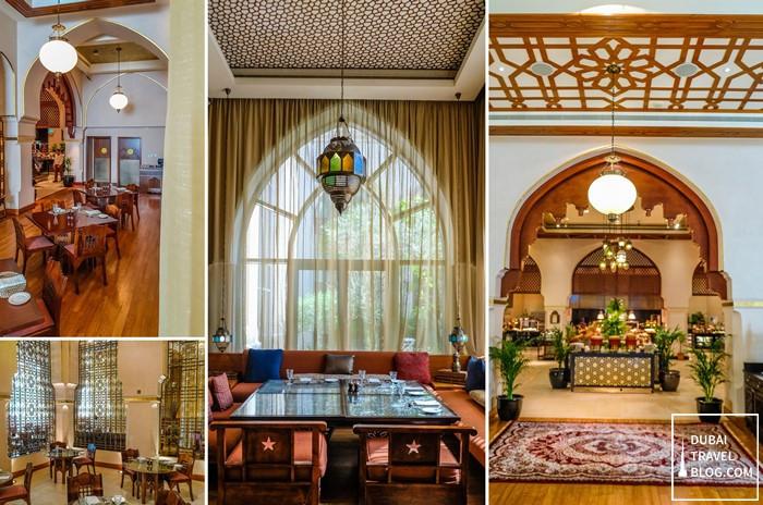 arabic design ewaan restaurant