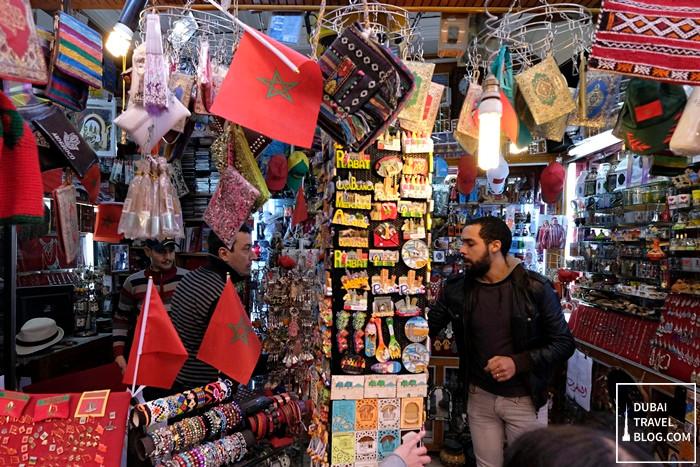 souvenir shop fez medina