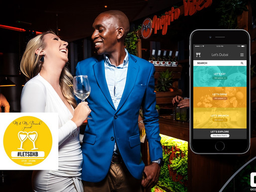 "Mr. and Mrs. Brunch Upgrades Lets Brunch App to ""Lets DXB"""