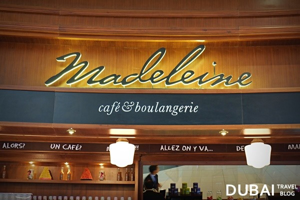 madeleine cafe and boulangerie dubai mall