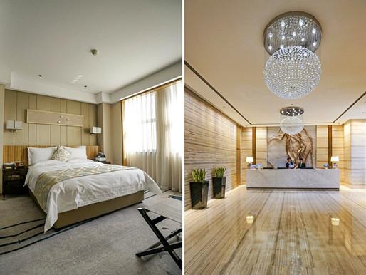 Hotel Review: Yinchuan Xifujing Hotel in Ningxia, China