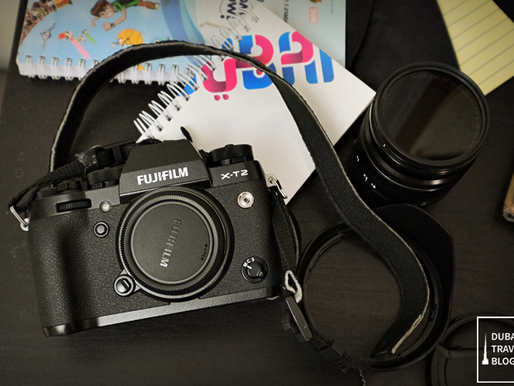 Fujifilm Loan Programme: Rent a Camera/Lens in Dubai for FREE!