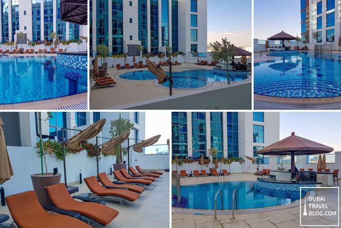 hyatt place jumeirah pool