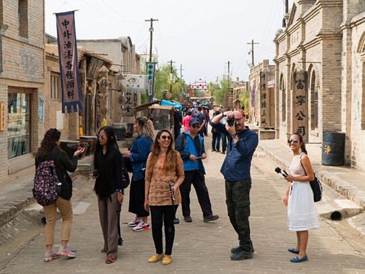 5 Days in Ningxia, China