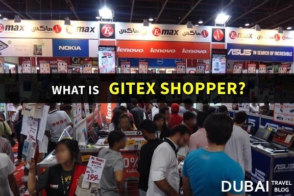 what is gitex shopper