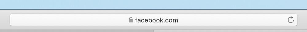 disable Facebook