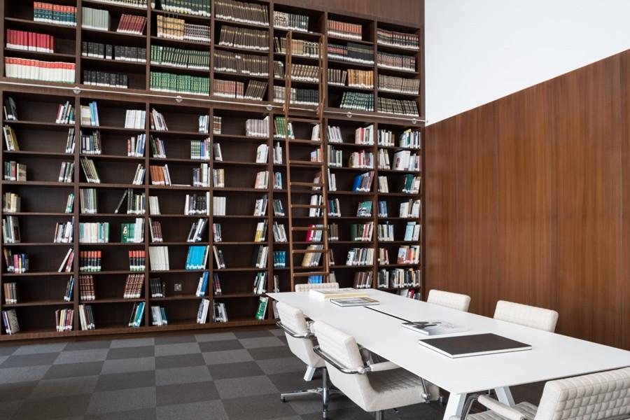Etihad Museum Library