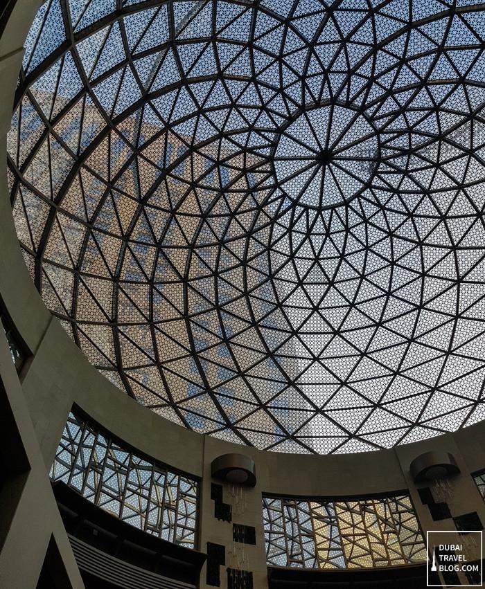 hyatt regency dubai creek dome