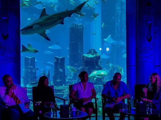 Shark Week at Atlantis, The Palm Resort with 'Sharkman' Mike Rutzen