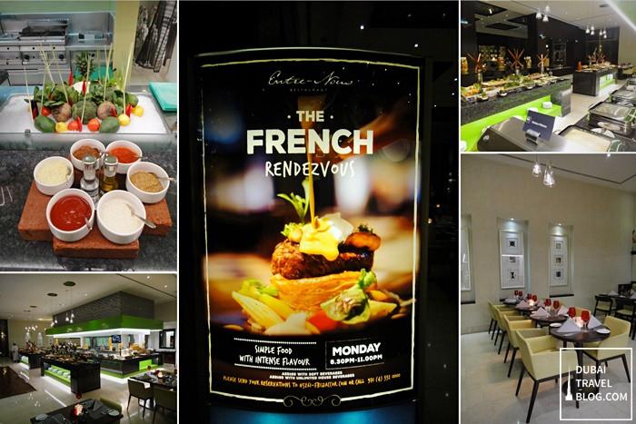 novotel restaurant dubai world trade