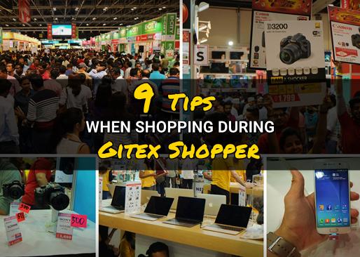 9 Tips When Shopping during GITEX Shopper in Dubai
