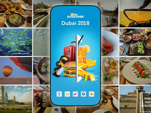 The ENTERTAINER Dubai App 2018