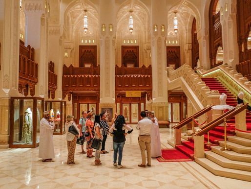 37 Photos: Tour Inside the Royal Opera House Muscat in Oman
